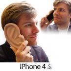 iPhone Case Ear Crazy Design