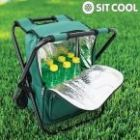 3 in 1 Sit Cool   Folding Chair, Thermal Bag and Rucksack