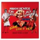 Marilyn Monroe Some Like It Hot Picture on Linen Canvas 60 x 60