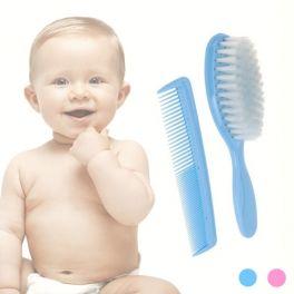 Baby Brush and Comb