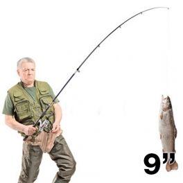 "2.7 m/9"" Fishing Rod Set"