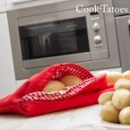 Cook Tatoes Microwave Potato Bag