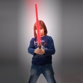 Space I Lightsaber with Light and Sound